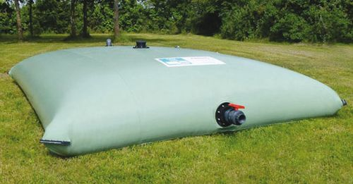 DEPOSITO 10.000 L. FLEXIBLE AGUA NO POTABLE (6200L*900AL*2960AN MM.) (48 KG.) GRAF